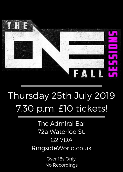 The One Fall Sessions: Live!  event description image
